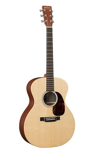 Martin X Series 2015 GPX1AE Grand Performance Acoustic-Electric Guitar (Natural Wood Series Natural)