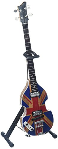 Bass Mccartney Violin Paul (AXE HEAVEN PM-100 Paul Mccartney Union Jack Mini Violin Bass)
