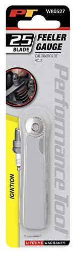 (Performance Tool W80527 25 Blade Metric Feeler Gauge 25 Blade Metric Feeler Gauge)