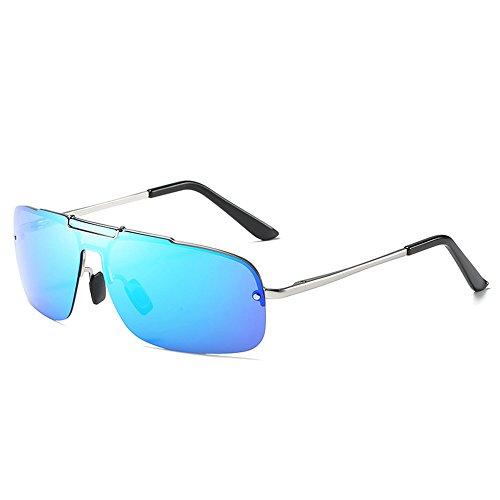 Al A Gafas De Aluminio Gafas Gafas Sol Blue Nuevos Prueba Gafas Magnesio De De Viaje De Polarizadas EquitacióN Libre Viento De Deportes Aire Sol wvqRPnwO