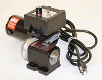 Sherline 3306 - Headstock, DC Motor, and Speed Control Assembly (2800 RPM)