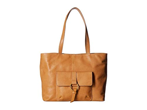 Frye Madison Harness Tote Tan One Size