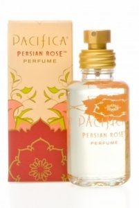 Pacifica Persian Rose Spray Perfume (Pacifica Indian Coconut Nectar Perfume Roll On)