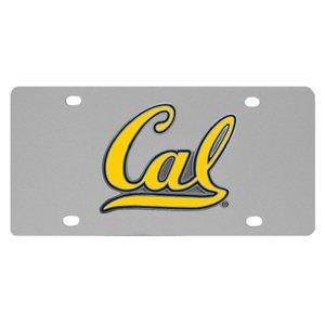 berkeley license plate frame 8