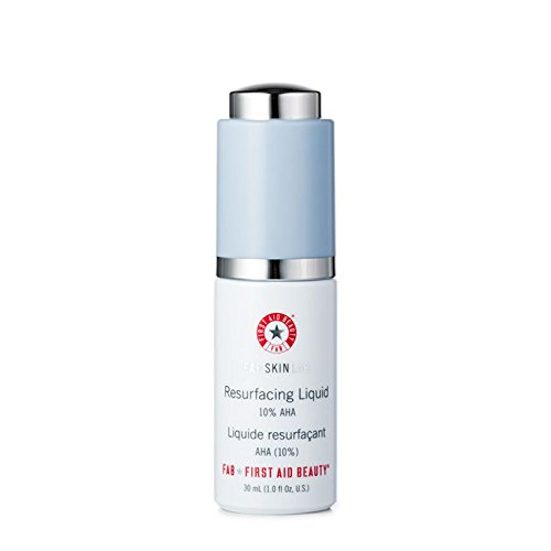 First Aid Beauty FAB Skin Lab Resurfacing Liquid 10% AHA, 1 oz