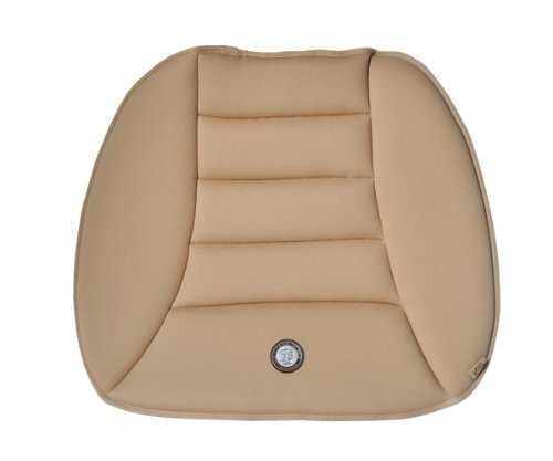 GiGi Memory Foam Seat Cushion,Comfortable Cushion,Auto Seat Pad - Beige