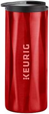 Keurig Faceted Stainless Steel Coffee