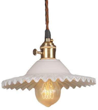 Lámpara colgante con lámpara de araña Lámpara NWLAMP Cristal ...