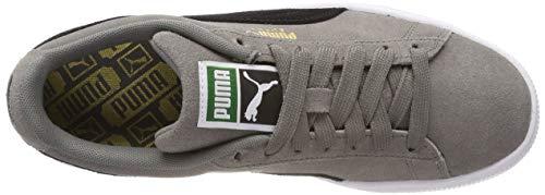 Puma Black puma Grigio charcoal Scarpe Suede Classic Adulto – Unisex Gray rvxHrfAqw
