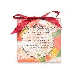 - Nesti Dante Gli Officinali Soap, Camellia and Cinnamon/Purifying and Sweetening, 7 Ounce