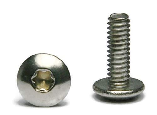 Torx Truss Head Machine Screw Stainless Steel Screws #8-32 x 3/8 Packedge Quantity 100 - Quality Assurance from JumpingBolt ()