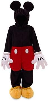 Disney official: - Disfraz Mickey Mouse para niño / 3D carácter traje ...