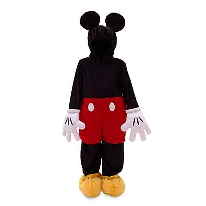 fabbricazione abile nuovo massimo disabilità strutturali Authentic Disney Store, Mickey Mouse 3D Costume For Kids - Size 5 - 6 Years