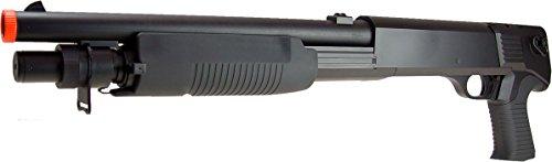 DE Model-799S Tri-Burst Shot Gun w/Pistol Grip&Shell Holster by DE/CSI (Image #5)