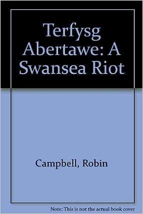 Terfysg Abertawe: A Swansea Riot