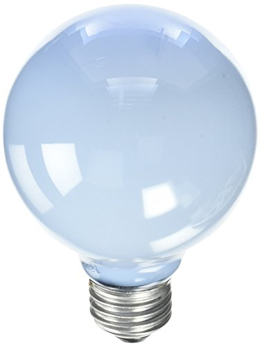 GE Reveal 40 Watt Decorative G25 Bulbs Medium Base - 1 Package (3/pack) (Globe Reveal)