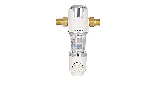 LZH FILTER Filtro de Agua prefiltro para Toda la casa, purificador ...