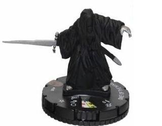 (HeroClix: One of the Nine # 102 (Limited) - Lord of the Rings)