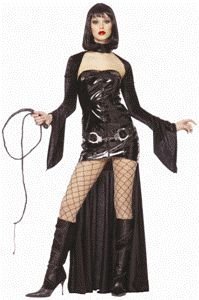 Dominatrix Adult Halloween Costume Size Small