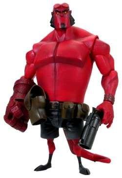 hellboy animated action figure - 3