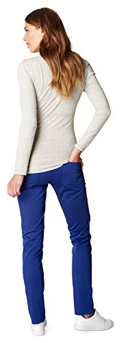 ESPRIT Maternity Sweater Ls, Jersey Premamá para Mujer Pale Grey Melange