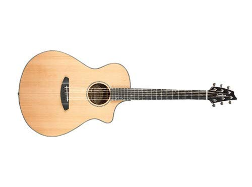 Breedlove Solo Concert CE Red Cedar-Ovangkol Acoustic-Electric Guitar
