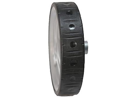 Zodiac R0636400 Vortex - Neumático Delantero para Limpiafondos de Piscinas de Gresite: Amazon.es: Jardín
