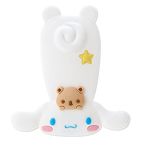 Sanrio Cinnamoroll character-shaped rubber clip From Japan New (Dbz Character Guide)