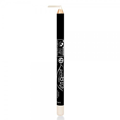PUROBIO - Eye / Lip Pencil n. 2 - Ivory - Soft Texture, Precise Stroke, Fades Easily - Vegan OK