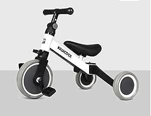 Triciclo De Los Niños Bicicleta Coche De La Deformación del ...