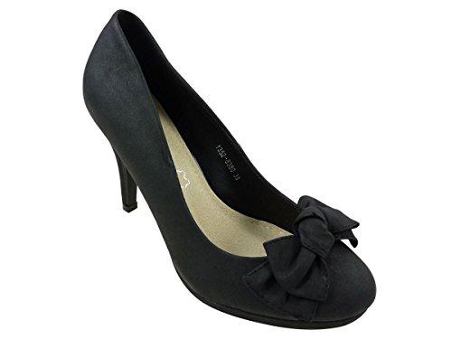 Chaussmaro ,  Damen Formelle Schuhe Schwarz