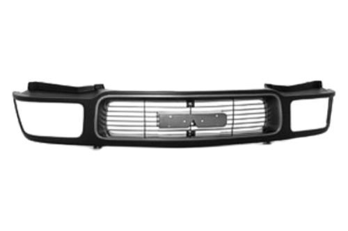 OE Replacement GMC S15/Sonoma Grille Assembly (Partslink Number GM1200361) by Multiple Manufacturers