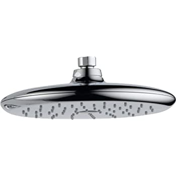 Delta RP52382 Touch Clean Raincan Single-Setting Showerhead, Chrome
