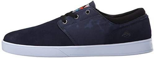 EMERICA Skateboard Shoes THE FIGUEROA BLUE/BLACK/WHITE