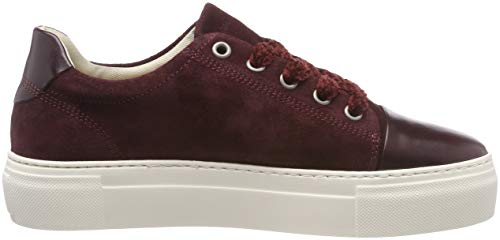 O'polo bordo Sneakers 275 Sneaker Red Woman Marc Tw1vCRq4