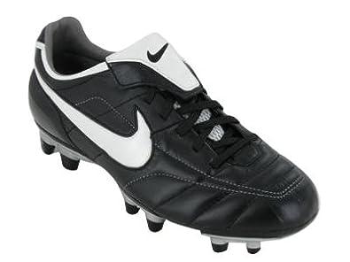 best service 262ac b65ad Nike Tiempo Legend FG. Classic Fußballstiefel Black: Amazon ...