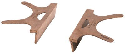 WILTON Copper Jaw Caps - Model .: 404-6 Chuck Size: 6'' by WILTON