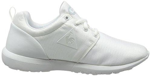 White W Bianco Coq Donna Iridescent Sportif Basse blanc Le optical Sneaker Dynacomf ZPpOxwq