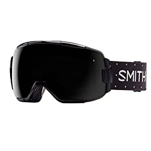 Smith Optics Vice Adult Spherical Series Snocross Snowmobile Goggles Eyewear - Austin Hand Knit / Blackout / Medium