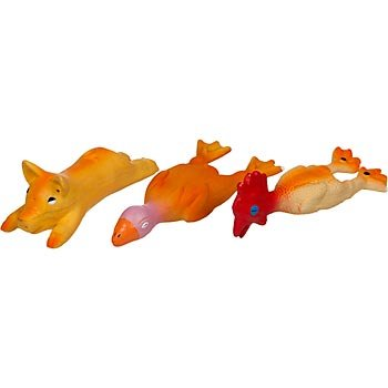 PETCO Mini Farm Animal Latex Dog Toy, My Pet Supplies