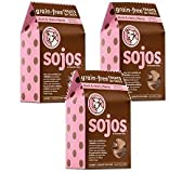 Cheap (3 Pack) Sojos Duck and Cherry Crunchy Natural Grain Free Dog Treats, 10 Ounces each