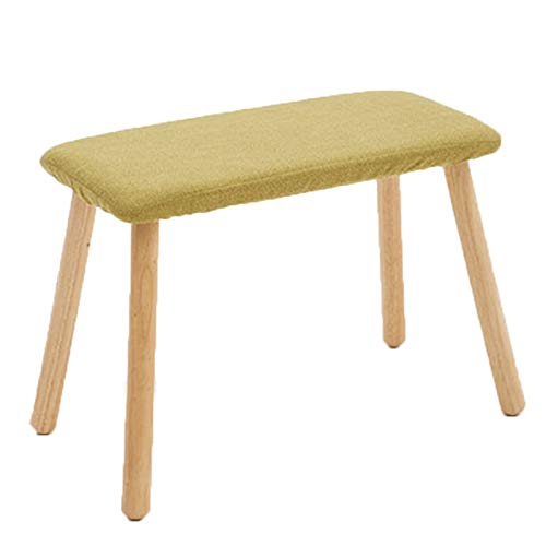 Shoe Bench Solid Wood Nordic Change Shoe Bench Cloth Bed End
