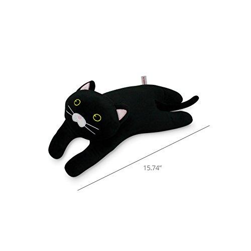 Miniso Black Cat Pillow Plush Doll Toy Black Cat 15 74