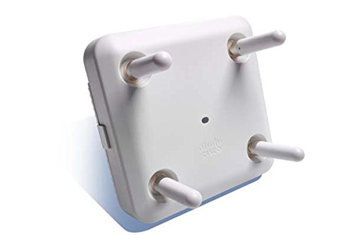 Cisco AIR-AP2802E-B-K9 Aironet Wireless Access Point - 802.11 B/A/G/N/Ac Wave 2 by Cisco