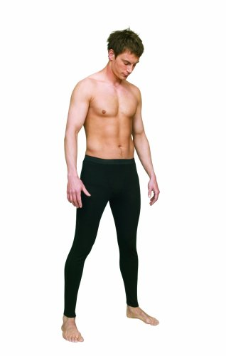 Icebreaker Men's Bodyfit 260 Leggings with Fly