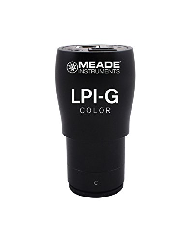 (Meade Instruments 6450001 Lunar Planetary Imager - Guider - Color)
