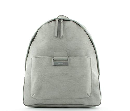 Gerry Weber Damen Rucksack Freizeitrucksack Be Different Bag 28 cm x 33 cm x 11,5 cm Hellgrau