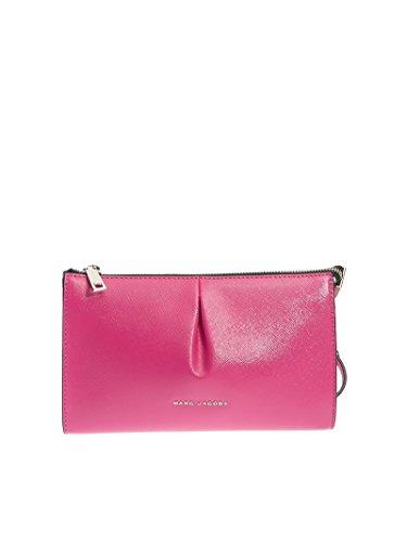 Marc Jacobs Pochette Donna M0010210PINK Pelle Rosa