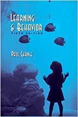 Learning and Behavior (5th, Fifth Edition) - By Paul Chance Hardcover