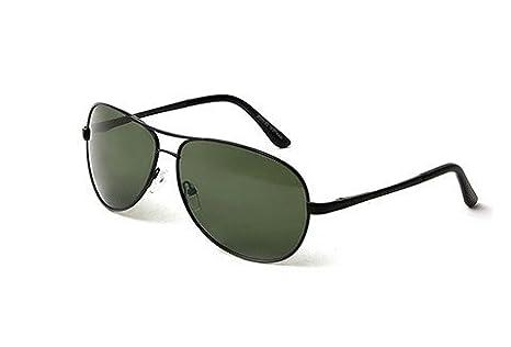 WDenton Männer kühlen Frosch Spiegel Außen Driving polarisierte Sonnenbrille UV400 100% Schutz (braun (Linsen)) cdmR2